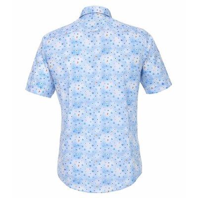 Casa Moda Hemd Blaues 982905400/100 2XL