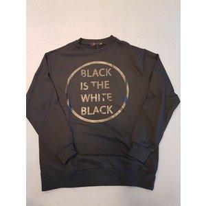 Maxfort Pullover schwarz 38.270 3XL