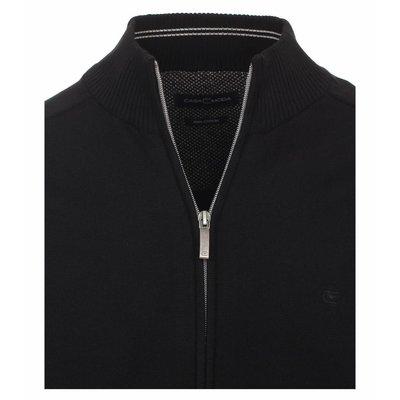 Casa Moda Cardigan Strickjacke 004450/800 Schwarz 4XL