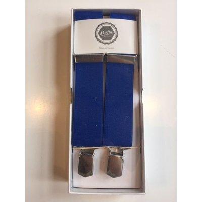 Hosenträger Portia royalblau Größe 150