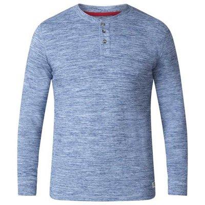 Duke/D555 Sweatshirt KS16163 blau 2XL