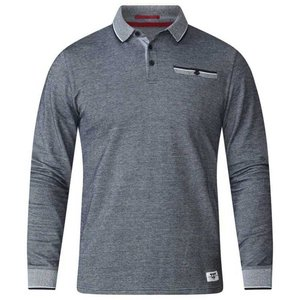 Duke/D555 Polo KS16161 grau 2XL