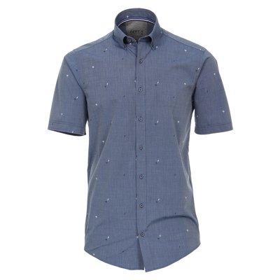 Casa Moda Hemd 993155300/100 blau 2XL