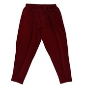 Honeymoon Jogginghose Bordeaux 4XL