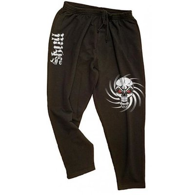 Honeymoon Jogginghose Totenkopf 7XL