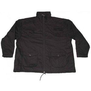 Honeymoon Jacke zip off 6015-99 schwarz 5XL