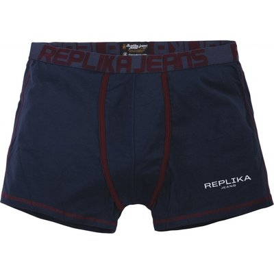 Replika Boxershorts 99794/580 Marine 2XL