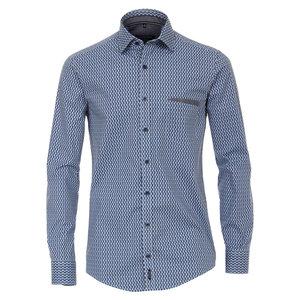Casa Moda Shirt 493251800/100 Blau 6XL