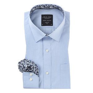 Seven Seas Shirt S19600 blau 3XL
