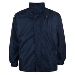 KAM Jeanswear Regenjacke KVS KV01 Navy 4XL