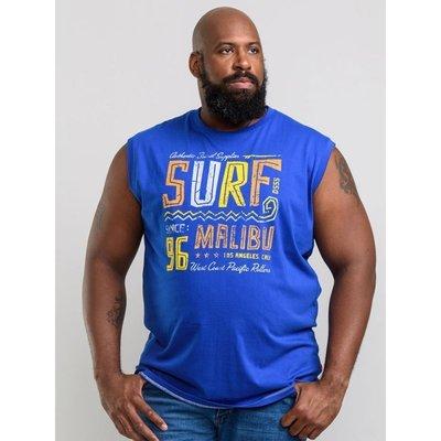 Duke/D555 Ärmelloses T-Shirt KS60650 7XL
