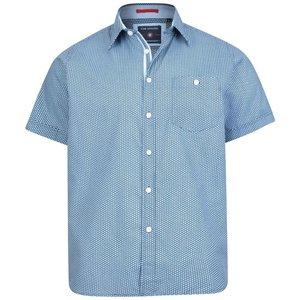 KAM Jeanswear Hemd KBS6167 2XL