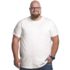 Alca T-shirt weiß 6XL