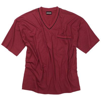 Adamo Pyjamas kurz 119251/590 5XL