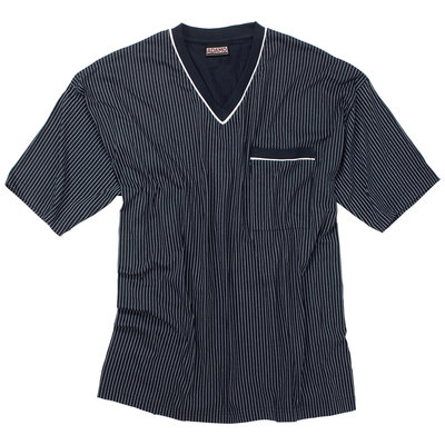 Adamo Pyjamas kurz 119251/710 10XL