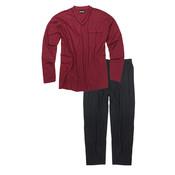 Adamo Pyjamas lang 119252/590 8XL