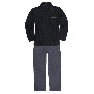 Adamo Pyjamas lang 119265/700 8XL