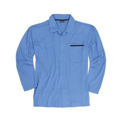Adamo Pyjamas lang 119265/320 5XL