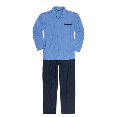 Adamo Pyjamas lang 119265/320 7XL