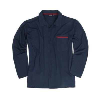 Adamo Pyjamas lang 119265/360 5XL