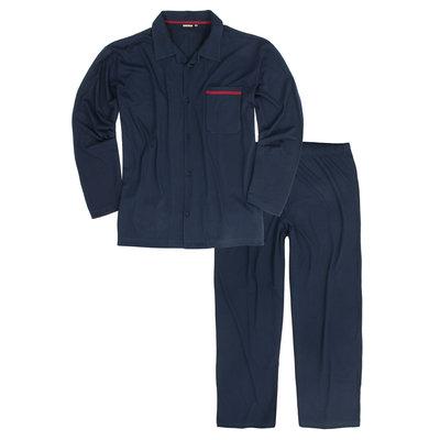 Adamo Pyjamas lang 119265/360 6XL