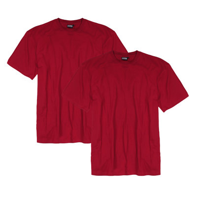 Adamo T-Shirt 129420/520 12XL (2 Stück)