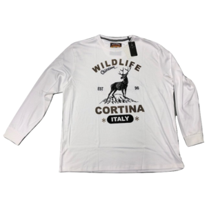 Kitaro T-Shirt Pullover 205115/610 4XL