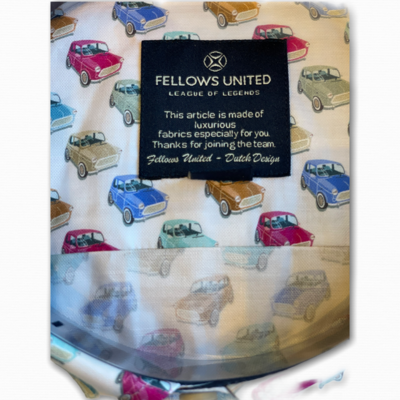 Fellows United Hemd 11.6619 / 185 5XL