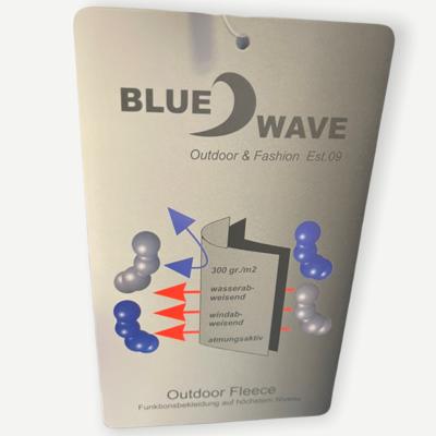 Blue Wave Fleecejacke 1111/04 6XL