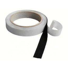 DynaLok horrengaasband 16 mm., zwart