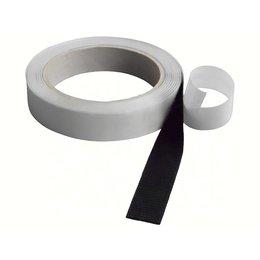 DynaLok horrengaasband 20 mm., zwart
