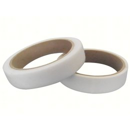 DynaLok Klittenband Extra Dun Naaibaar, 20 mm., wit