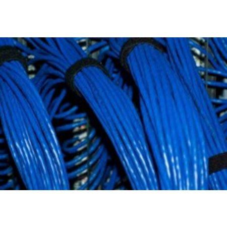 DynaLok Klittenband bundelband soepel, 25 mm. x 25 m., zwart
