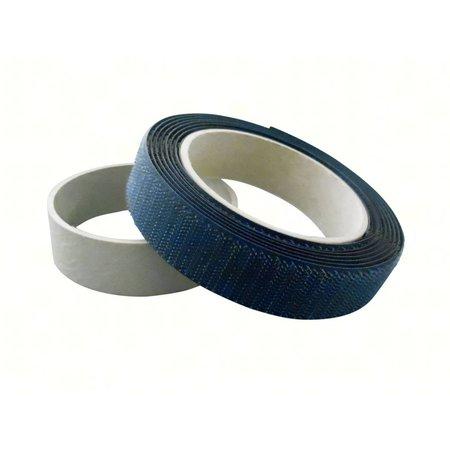 DynaLok Haakband Naaibaar (harde klittenband kant), Navy Bleu