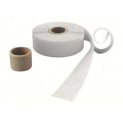 DynaLok Haakband plakbaar hlt, 25 mm. breed, wit