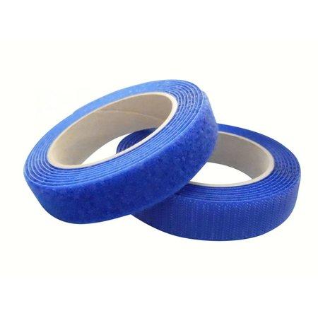 DynaLok Klittenband Naaibaar (harde + zachte kant), Royal Blue