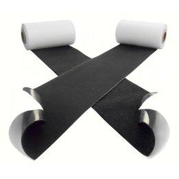 DynaLok Klittenband plakbaar hlt extra breed, 100 mm., zwart
