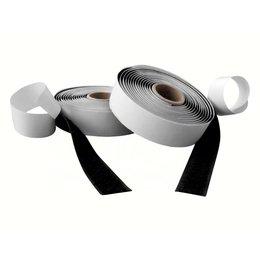DynaLok Klittenband plakbaar hlt, 20 mm. breed, zwart