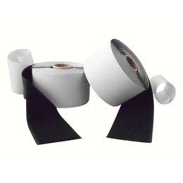 DynaLok Klittenband plakbaar hlt, 50 mm. breed, zwart