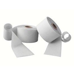 DynaLok Klittenband plakbaar acr, 50 mm., breed, wit