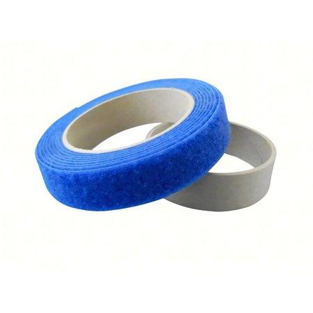 DynaLok Lusband Naaibaar (zachte klittenband kant), Royal Bleu