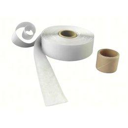 DynaLok Lusband plakbaar hlt, 25 mm. breed, wit