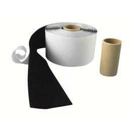 DynaLok Lusband plakbaar hlt, 50 mm. breed, zwart