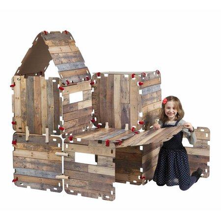 "Fantasy Forts Klittenband Speelgoed ""Fantasy Forts"""