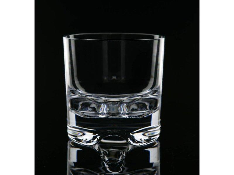 Frisdrankglas Sapglas Waterglas Whiskyglas STRAHL 5 sterren Onbreekbaar 0.24  ltr. | Vivaldi 10000