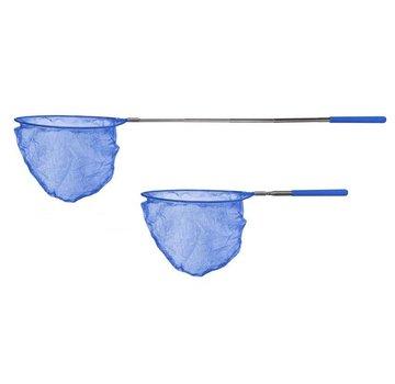 Wacky particals Uitschuifbaar kinder visnetje - Blauw (3 stuks)