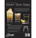 Borrelglas van Strahl 35.5 ml - Chique en Onbreekbaar - Amuse glas Strahl - Dessert glas Strahl - Shot Glass