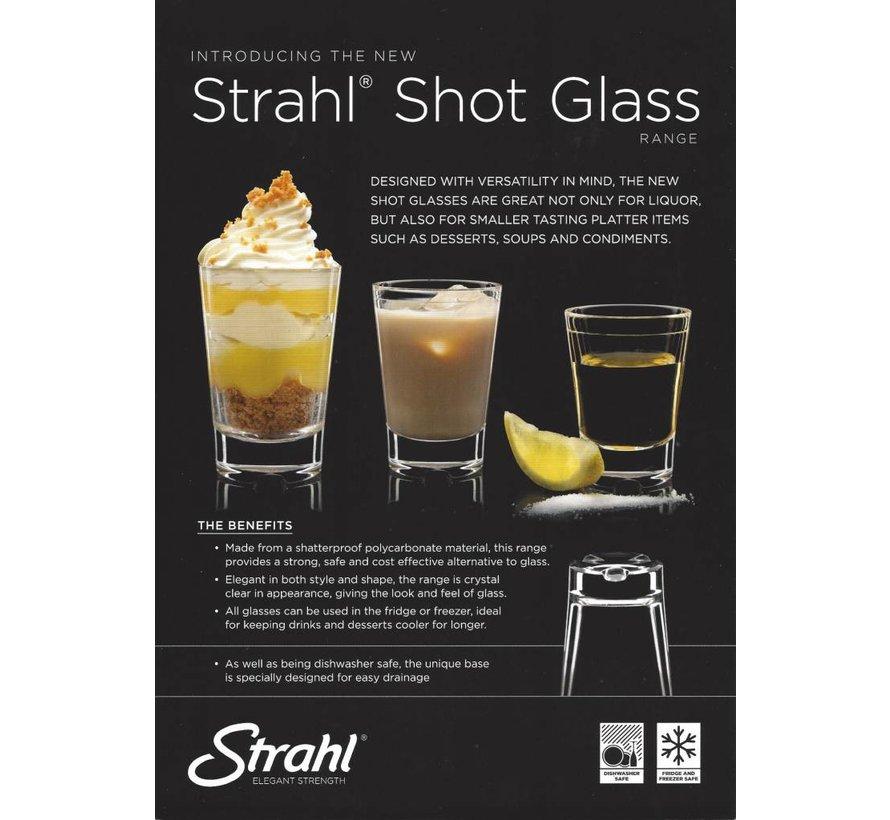 Strahl borrelglas / shotglaasje [50ml] -531703