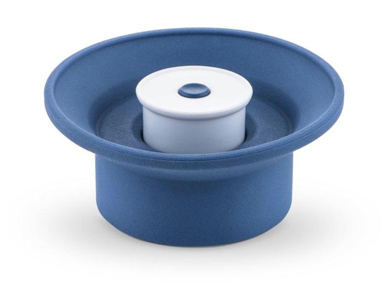 Sportdop Dopper Atlantic Blue / Blauw - Sport Cap Past op de Dopper Original en de Dopper Steel