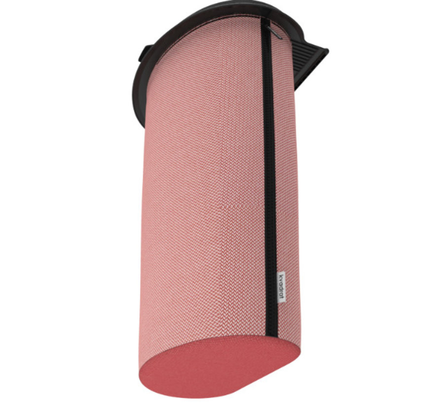 Flextrash Afvalbak 9 liter [L] - Rosy Red